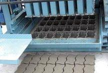 Τσιμεντοπροϊόντα | pre-cast concrete machinery / Τσιμεντοπροϊόντα | pre-cast concrete machinery
