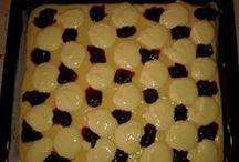 Pečení sladké / Pečené sladkosti