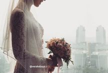 Pemberkatan / Wedding Dress / by Vera Anggraini
