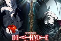 Death Note / Mine anime's