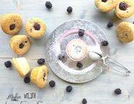 Muffin #diversamentelatte / Ricette di muffin tratte da www.diversamentelatte.it