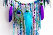 Dream Catchers and Hanging Art