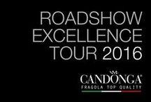 Roadshow Excellence Tour 2016 / Il tour nei ristoranti depositari delle eccellenze enogastronomiche che fatto sì che la Candonga Fragola Top Quality® e la stessa Basilicata, regione in cui è prodotta, consolidassero la loro presenza nell'Alta cucina italiana.