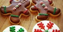 Cukroví - perníčky / vánoce