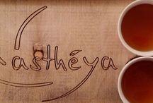 Thés Astheya / Venez découvrir nos différents thés de la gamme Astheya