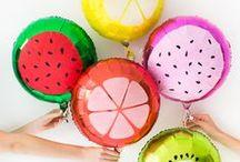 Tutti Frutti Party ☀️