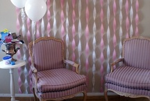 Baby shower ideas.  / by Abigail