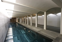 Project: Canal House / Underground swimming pool in a private residence in Maida Vale with IQ's Heated Glass