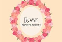 Digi Frames, Labels, Borders / For all those little doodads that help a project come to life.
