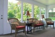 Sunrooms, screenrooms and patio covers