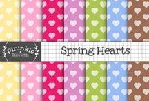 Featured: Pininkie / Featured Designer: Tanya of Etsy shop Pininkie