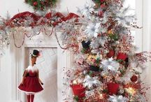 Christmas Trees and Decor / Decorations