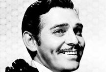Clark Gable*King of Hollywood / Mr. William Clark Gable...What a legend! / by ✨💜Nancy💜✨