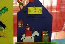 Thema Sinterklaas, pietenhuis