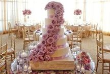 Wedding Cakes / Beautiful Cakes for Your Special Day! / by ✨💜Nancy💜✨
