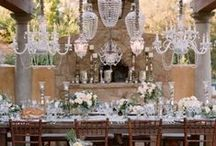 Wedding- sparkly, excessive and romantic / i want an amazing wedding- sparkly, rustic, beautiful, excessive, and detailed!