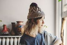 Knitspiration / Knitwear and looks that inspire us!