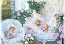 Shabby Chic Gardens / Relaxation / by Ruth R