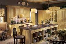 Mutfaklar / İsterseniz şık, isterseniz daha geniş..