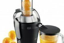 Meyve sıkma makineleri / Gerçek meyve suyu lezzetine ulaşmak onlarla çok kolay. Dilediğiniz modeli kolaylıkla bulup doğal meyve suyunun tadını çıkarın.