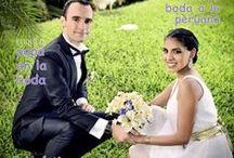 """PORTADAS """"SOMOS NOVIOS"""" / Novios verdaderos en el mismo día de su boda, en cada una de las portadas de Somos novios, la revista de los novios peruanos. Elige cuál de las portadas te gusta más."""