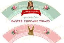Easter on Etsy / Easter gifts, printables, party supplies and festive gear for the spring holiday.