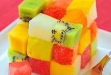 Tutti frutti / L art de présenter les fruits