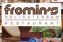 """Fromin's Delicatessen & Restaurant / """"Best Deli in Santa Monica"""""""