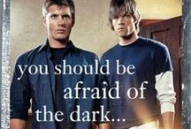 SUPERNATURAL / It's a series about two super hot brothers that have to fight off demons etc. :)))))