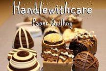 quilling decorazioni / paper quilling, decorazioni natalizie, decorazioni da interno, natale, pasqua, easter egg, uova decorate,