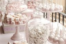 White Candy & Desserts / So pure, gentle, delicious ... / by Candy Adriatico