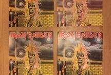 Iron Maiden 80's / Orignal press