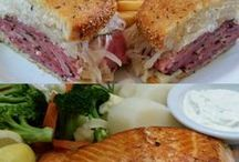 """Fromin's """"Deli""""-cious Menu Items / """"Best Deli in Santa Monica"""" Open 7 Days: 7am - 10pm 1832 Wilshire Blvd, Santa Monica, CA 90403 310-829-5443  Come enjoy the highest quality food with our """"California"""" flair from our extensive menu.   We are open for Breakfast, Lunch & Dinner.... Breakfast served anytime and we are also open for all major holidays including all Jewish Holidays. We also offer Catering and special box lunches."""