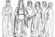 Medieval / Recreations of medieval fashions