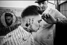 Barber's life