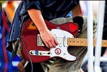 Guitarras eléctricas / Guitarras eléctricas