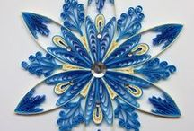 Quilling & Ribbon Art