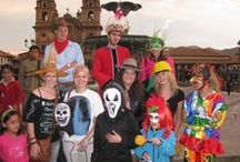 Halloween in Cusco / Tour: Halloween in Cusco (4 Days) from USD $ 366. Enjoy the Halloween party visiting Cusco, Qorikancha, Saqsaywaman, Sacred Valley, Pisaq and Machu Picchu