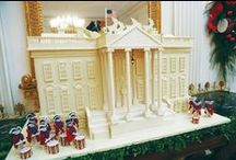 White House Christmas Inspiration / Since the first White House Christmas party in 1800, the Executive Mansion has been a place of merriment and wonder. Take inspiration from the history of holidays at the People's House.
