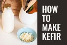 Kefir Making / Tips and Tricks for making Kefir from home