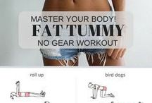 Health and exercises / Exercises, body-toning, health
