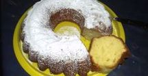 Desserts & Ciambella / http://blog.cookaround.com/donut/