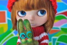 knitted delights... / by Deborah Darling