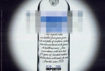 Absolut / One of our favorite ad campaigns.