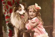 WOOF Vintage & Antique Dogs
