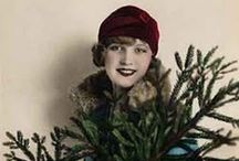 An Old-Fashioned Christmas - Vintage & Antiques!