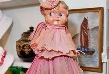 Pretty in Pink Vintage & Antique