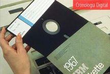 Cronología Digital  / Acontecimientos históricos del mundo digital