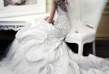Wedding dress / by Theresa Armitage