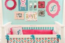 Baby Nursery / Inspiration for babies bedroom and nursery.